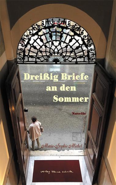 Marie Sophie Michel Dreißig Briefe an den Sommer Cover Kopie